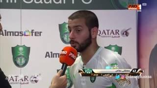 مصطفى بصاص: بعد فترة التوقف.. لكل حادث حديث !