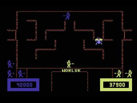 C64 Longplay - Wizard Of Wor (HQ)