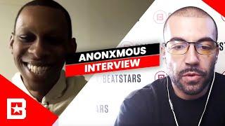 "AnonXmous Talks Producing Nicki Minaj's ""Anaconda"" + Why He Joined BeatStars"