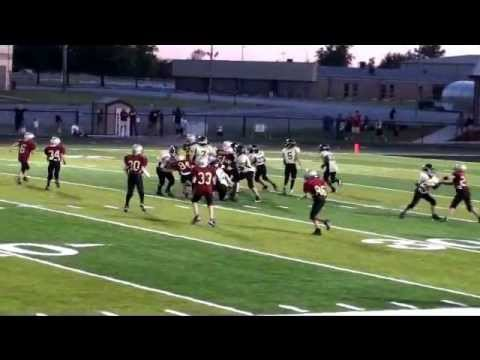 2009 highlights of Brandon Williams RB/LB from Beggs Demons Little League Football. These are his best highlights from his 4th grade season.
