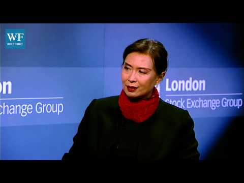 AmInvest's Interview with World Finance Magazine at London Stock Exchange
