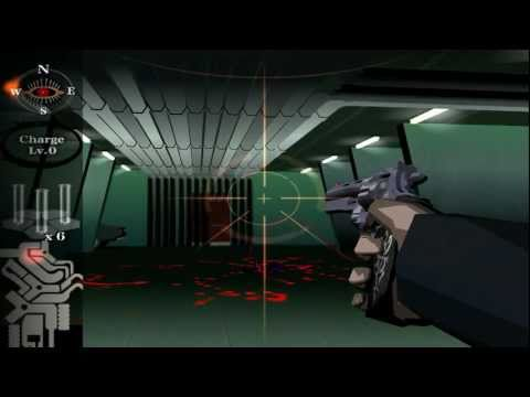 Killer7 on Dolphin Emulator 1080p