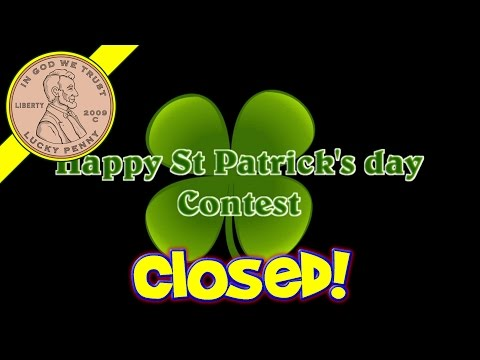 2013 St. Patrick's Day Contest Giveaway (Closed) More Contests To Enter!