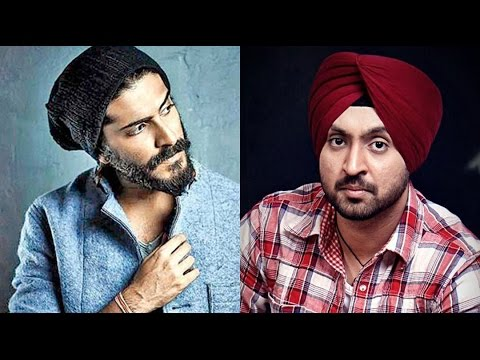 Here's How Harshvardhan Kapoor Apologized To Diljit Dosanjh After The Filmfare Rant