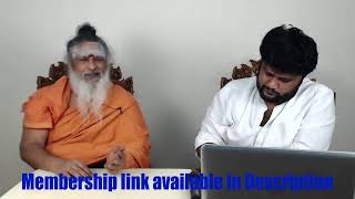 Special live for members Questions 01-07-2020