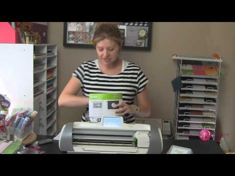Cricut Expression2 Out of Box How to Get Started E2