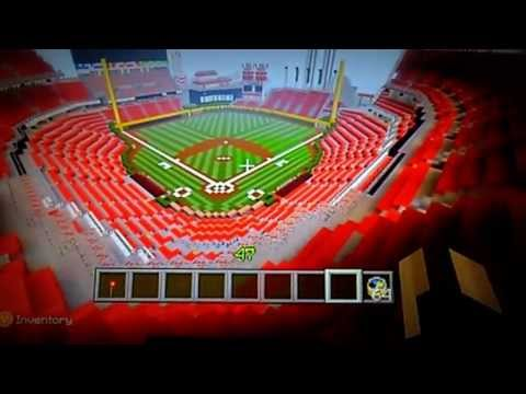 Great American Ballpark - Minecraft