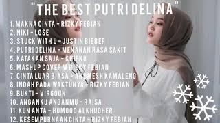 Full Album Kumpulkan Cover Putri Delina Yang Hits Dan Viral...
