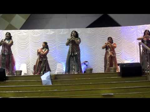 Dharti and Bhaviks Wedding Dance