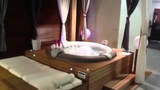 play spa gonflable ospazia installation et utilisation. Black Bedroom Furniture Sets. Home Design Ideas