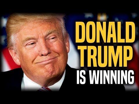 TRUMP IS WINNING !!! WE ARE WINNING !!! AMERICA IS WINNING !!!