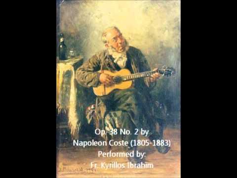 Napoleon Coste - Op. 38 No. 2