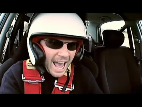 Christian Slater: Police Chase and Top Gear Lap (HQ) – Top Gear – BBC