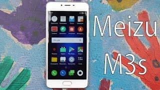 Обзор Meizu M3s: крутой китайский смартфон за $110
