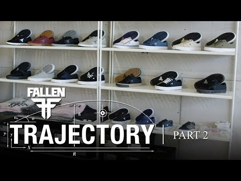 What's Next For One Of The Most Influential Skate Shoe Brands? | Fallen Footwear - Trajectory Pt. 2