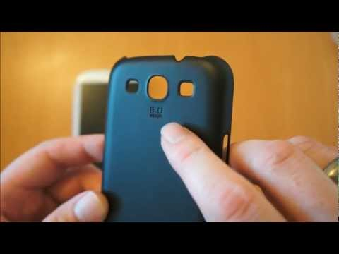 Samsung Galaxy S3 Spigen SGP Ultra Thin Air Case Review