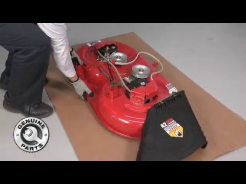 How to Use a Blade Removal Tool on a MTD Riding Lawn Mower