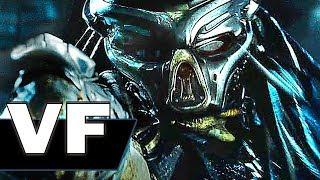 The Predator Bande Annonce VF (2018)