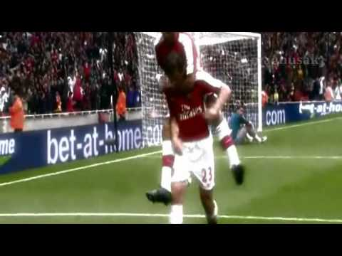 Andrey Arshavin all goals for Arsenal (2008-2012)