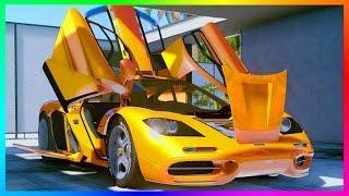 GTA ONLINE NEW 3-SEATER SUPER CAR, SECRET VEHICLE CUSTOMIZATION & MORE DLC UPDATE DETAILS! (GTA 5)
