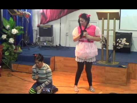 Obras de Teatro para Evangelizar - Obra Para Niños EL LADRON DE ALEGRIA