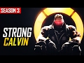 Soldier 76 Dominating Oasis - AimbotCalvin  S3 TOP 500