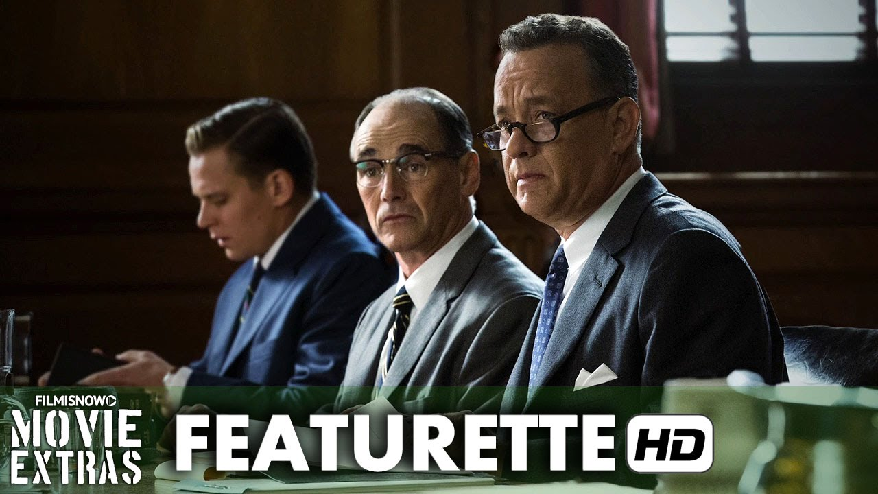 Bridge Of Spies Blu-ray/DVD (2016) Featurette - Justice For All