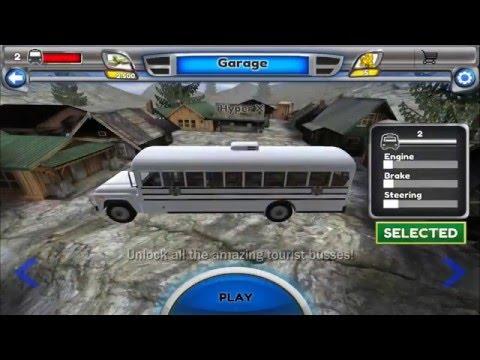 Offroad Tourist Bus Hill Climb