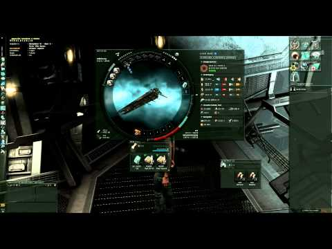 EvE Online Incarna - High Preview