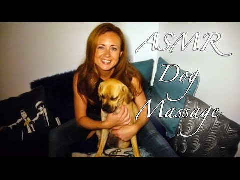 /(*-*)\ Binaural ASMR Doggy Massage & Channel Update /(*-*)\