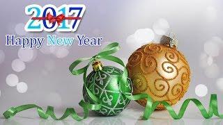 Happy New Year 2017 Greetings Whatsapp video E car