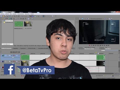 Efecto Filmadora (Sony Vegas Pro 11 y FCPX 10)