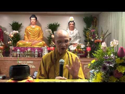 Sự Mầu Nhiệm Của Pháp Môn Niệm Phật (Giảng Tại Niệm Phật Đường Phổ Quang)