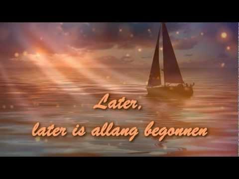 Klein Orkest - Later Is Allang Begonnen