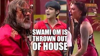 Bigg Boss 10   Day 79   Swami Om pees on Bani and Rohan   5 Jan 2016