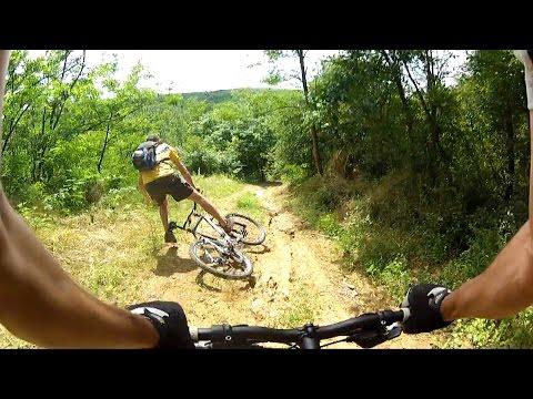 Aventuri pe bicicleta : Traseu de creasta