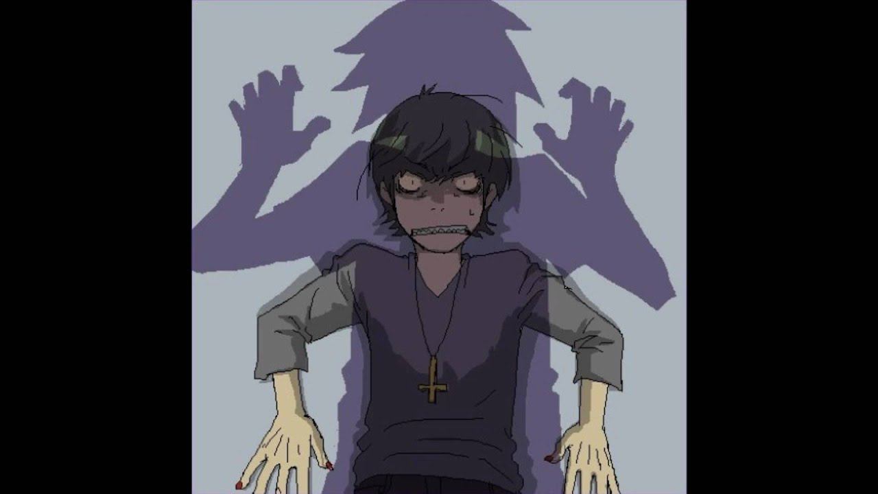 images of murdoc and 2d by calto