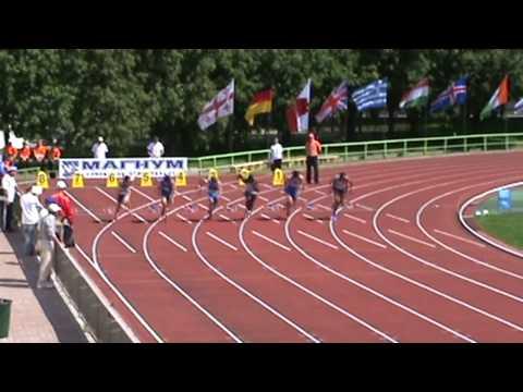 European Youth Olympic Trials Moscow 2010 100m Boys - Heat 4 Results: 1 BOLARINWA David GBR 10.72 Q 2 ROMAIN Ken FRA 10.85 q SB 3 STAVROU Andreas GRE 11.09 4 SMILJANIC Marko BIH 11.12...