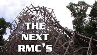 What Cedar Fair Parks Will Get an RMC?