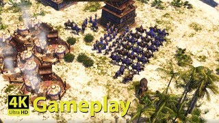 Age Of Empires 3: Asian Dynasties - ISLAND INVADERS