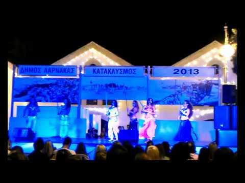 Larnaca Kataklismos 2013 ~ Belly Dance Part 2/2