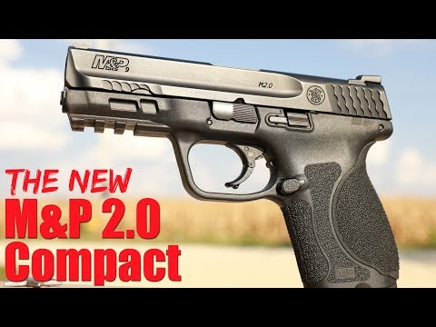 New S&W M&P 2.0 Compact: Glock 19 Size M&P Review