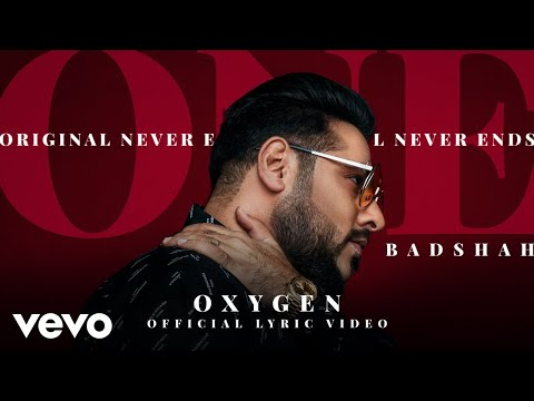 Badshah - Oxygen | ONE Album | Official Lyric Video