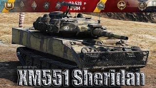 XM551 Sheridan wot