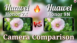 Huawei Honor 9N VS Huawei Honor 7X Camera Comparison#2,/Tech Review A2Z