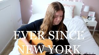 Ever Since New York - Harry Styles Cover (Lyrics and Chords)