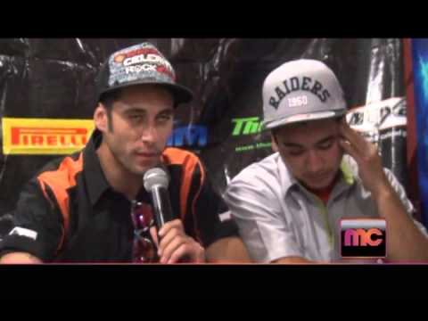 GIRA INTERNACIONA FREESTYLE MOTOCROSS MILAGRO