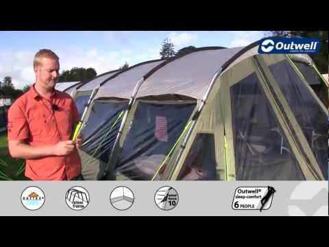 Outwell Tent Vermont XLP (2013 Model)