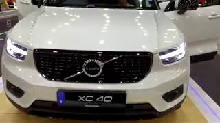Newly launched Volvo XC40 R-Design trim with T5 Malaysia