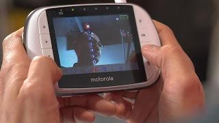 Motorola MBP36S Baby Monitor Review